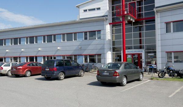 Oulun LVIS- Palvelukeskus